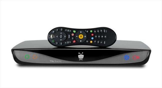 شكل اجهزة TiVo Roamio DVR والتي كانت تتراوح اسعارها بين 200$ الى 600$