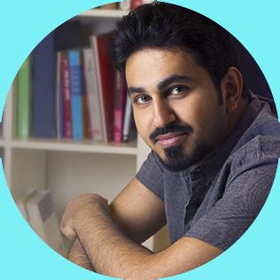 عبد الله الشهراني الشريك المؤسس لملتقي المصممين