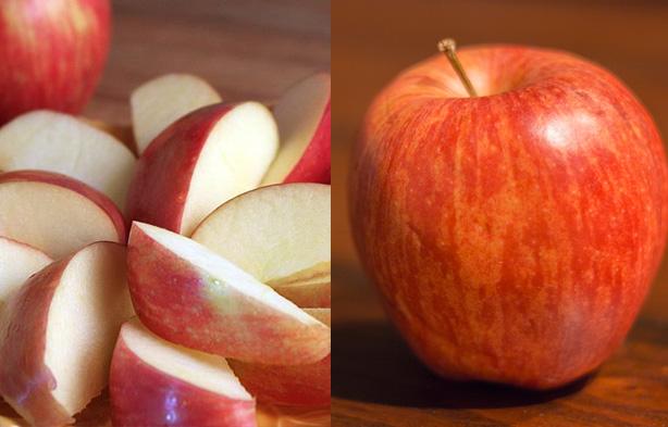 التفاحة الكاملة ضد التفاحة المقطعة، هو مثال يوضح تكلفة التفاعل، الاولى ان عرضت على المستخدم سيضطر الى قطعها، اما الثانية ان عرضت عليه سيأكلها مباشرة، ايهم افضل خبرة ؟